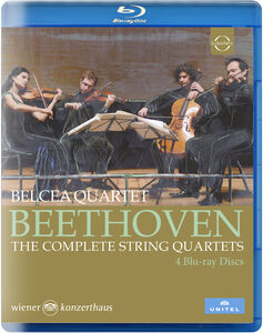 Beethoven: The Complete String Quartets [Import]