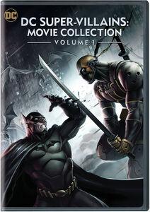 DC Super-Villains: Movie Collection, Vol. 1
