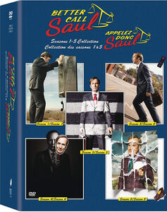 Better Call Saul: Seasons 1-5 Collection [Import]