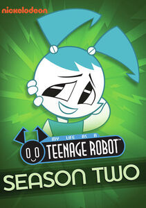 My Life As A Teenage Robot: Season 2