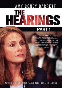 Amy Coney Barrett The Hearings Part 1