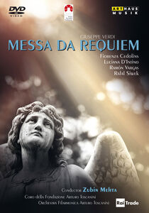 Messa Da Requiem: Verdi