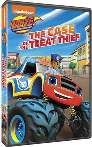 Blaze And The Monster Machines: The Case Of The Treat Thief