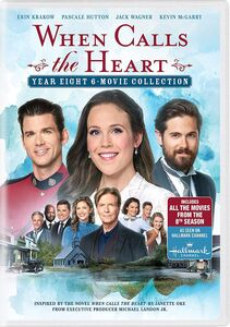 When Calls the Heart: 6-Movie Collection: Year Eight