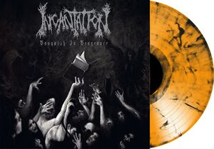 Vanquish in Vengeance (Orange/ Black Marble Vinyl)