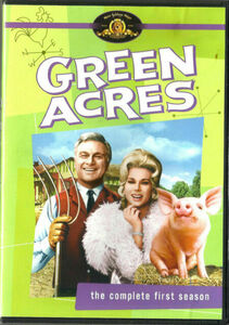 Green Acres: The Complete First Season [Import]