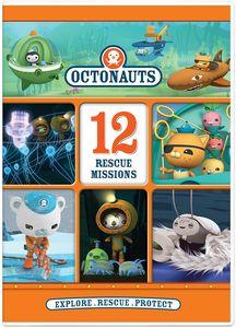 Octonauts: 12 Rescue Missions