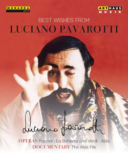 Best Wishes from Luciano Pavar
