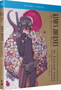 Kino's Journey: The Beautiful World - The Animated Series - TheComplete Series
