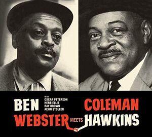 Ben Webster Meets Coleman Hawkins [Import]