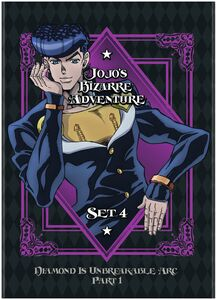 JoJo's Bizarre Adventure Set 4: Diamond Is Unbreakable Part 1