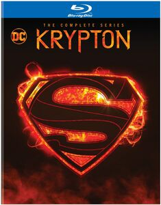 Krypton: The Complete Series (DC)