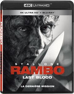 Rambo: Last Blood [UHD4K] [Import]