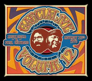 GarciaLive Volume 12: January 23rd, 1973 The Boarding House