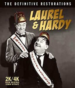 Laurel & Hardy: The Definitive Restorations