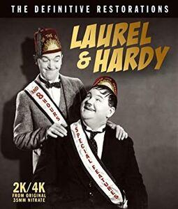 Laurel & Hardy: The Definitive Restorations