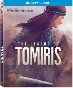 The Legend Of Tomiris