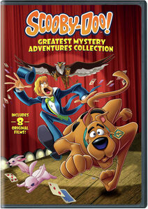Scooby-Doo!: Greatest Mystery Adventures Collection