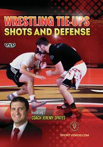 Wrestling Tie-Ups: Shots And Defense