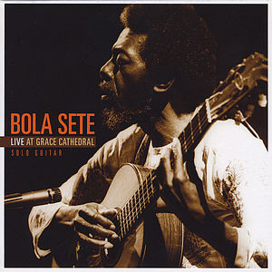 Bola Sete Live at Grace Cathedral