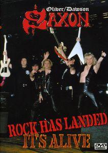 Rock Has Landed - It's Alive
