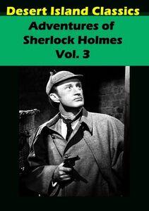 Adventures of Sherlock Holmes: Volume 3
