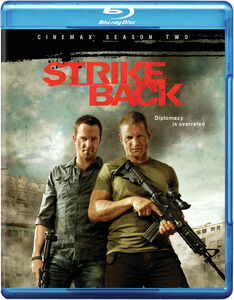 Strike Back: Season 2 Cinemax