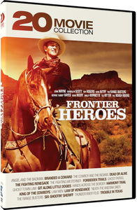 Frontier Heroes: 20 Movie Collection