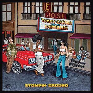 Stompin' Ground (Yellow Vinyl)
