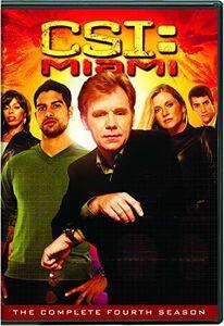 CSI: Miami: The Complete Fourth Season