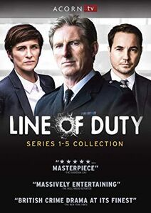 Line Of Duty: Series 1-5 Collection