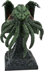 CTHULHU LEGENDS IN 3D 1/ 2 SCALE BUST