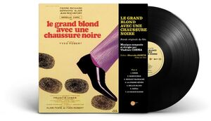 Le Grand Blond Avec Une Chaussure Noire (The Tall Blond Man With One Black Shoe) (Original Soundtrack) [Import]