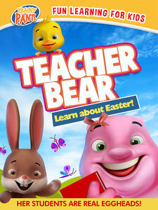 Teacher Bear: Learn About Easter