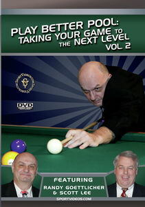 Play Better Pool, Vol. 2: Taking Your Game To The Next Level