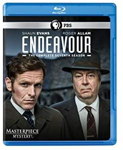 Endeavour: The Complete Seventh Season (Masterpiece)