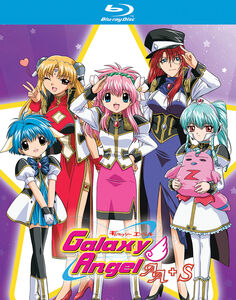 Galaxy Angel Aa + S Collection