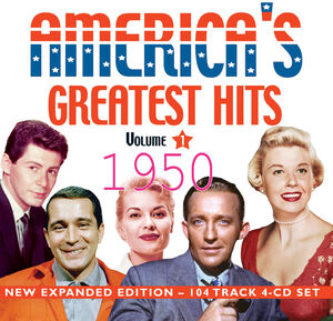America's Greatest Hits 1950 (Various Artists)