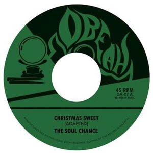 Christmas Sweet /  Sweet Dub 45