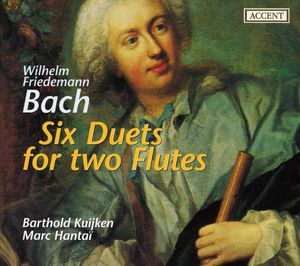 Six Duets for Two Flutes