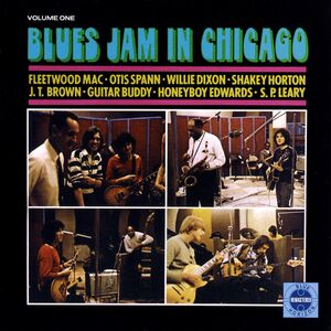 Blues Jam in Chicago 1