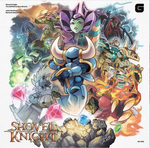 Shovel Knight - The Definitive Soundtrack