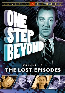 One Step Beyond: Volume 17 (The Lost Episodes)