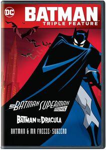 Batman Triple Feature (DC)