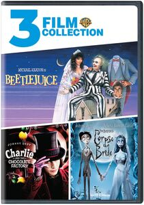 Beetlejuice/ Charlie And The Chocolate Factory/ Corpse Bride