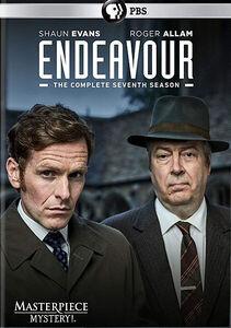 Endeavour: The Complete Seventh Season (Masterpiece)
