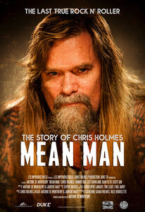 Mean Man: The Story Of Chris Holmes
