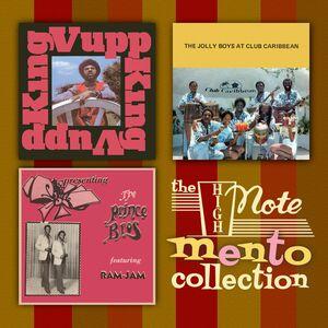 High Note Mento Collection: 3 Original Albums Plus Bonus Tracks /  Various [Import]