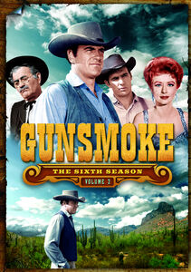 Gunsmoke: The Sixth Season Volume 2