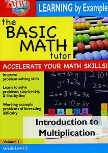 Basic Math Tutor Introduction To Multiplication